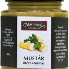 Mustár mézes-tormás 200g